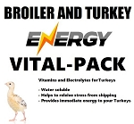 Broiler and Turkey Energy Vital-Pack